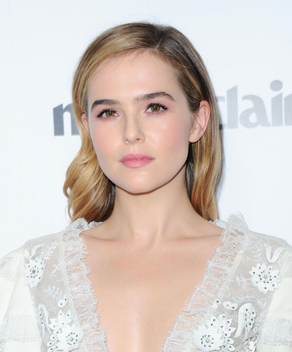 ZOEY DEUTCH at Marie Claire Celebrates Fresh Faces in Los Angeles 04/21/2017