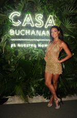 ZULEYKA RIVERA at Casa Buchanan's Latin Billboards Kickoff Party in Key Biscayne 04/26/2017