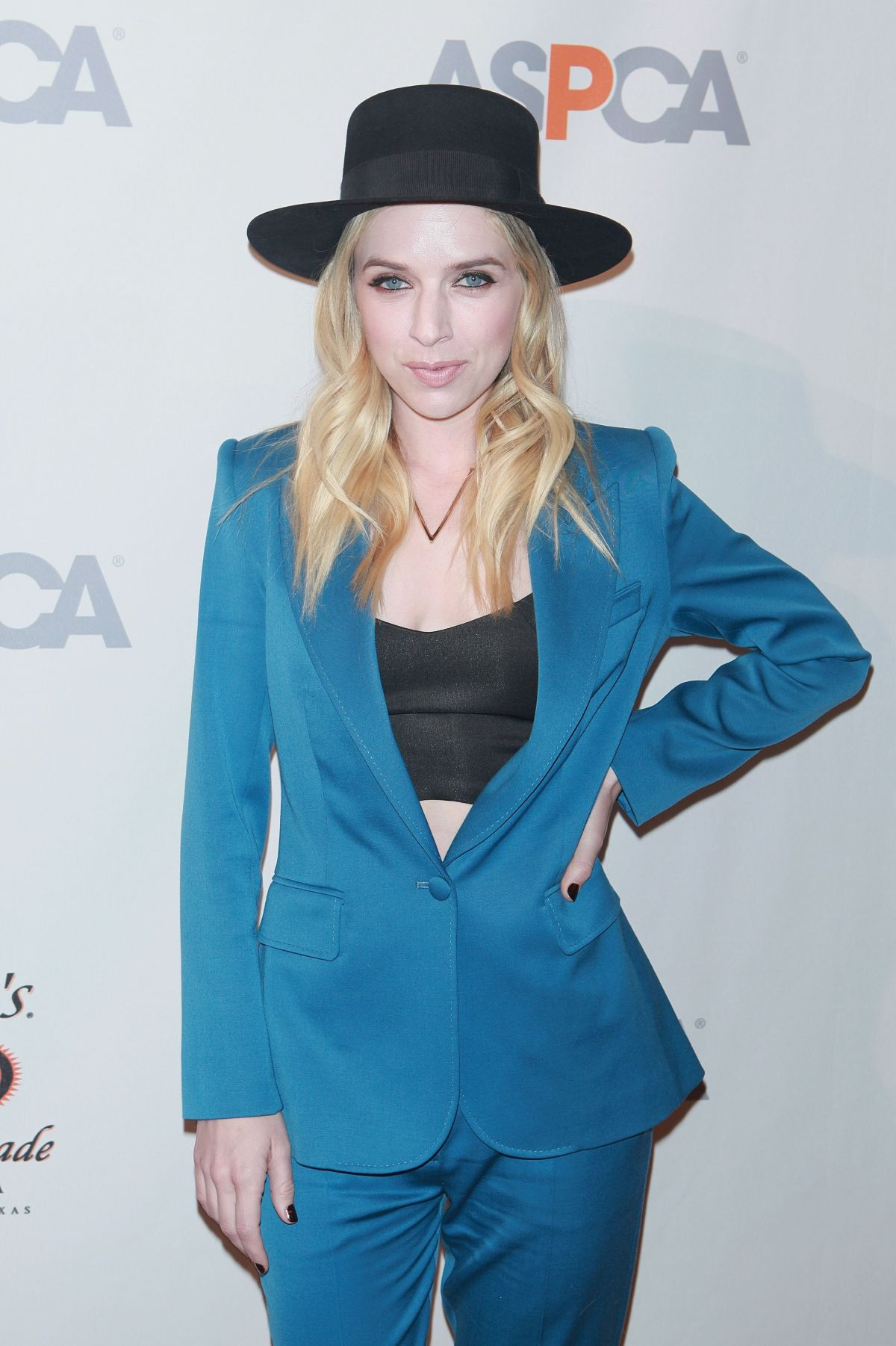 ZZ WARD at ASPCA 20th Annual Bergh Ball in New York 04/20/2017