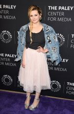 ABIGAIL BRESLIN at Dirty Dancing Paleylive LA Spring Event in Los Angeles 05/18/2017