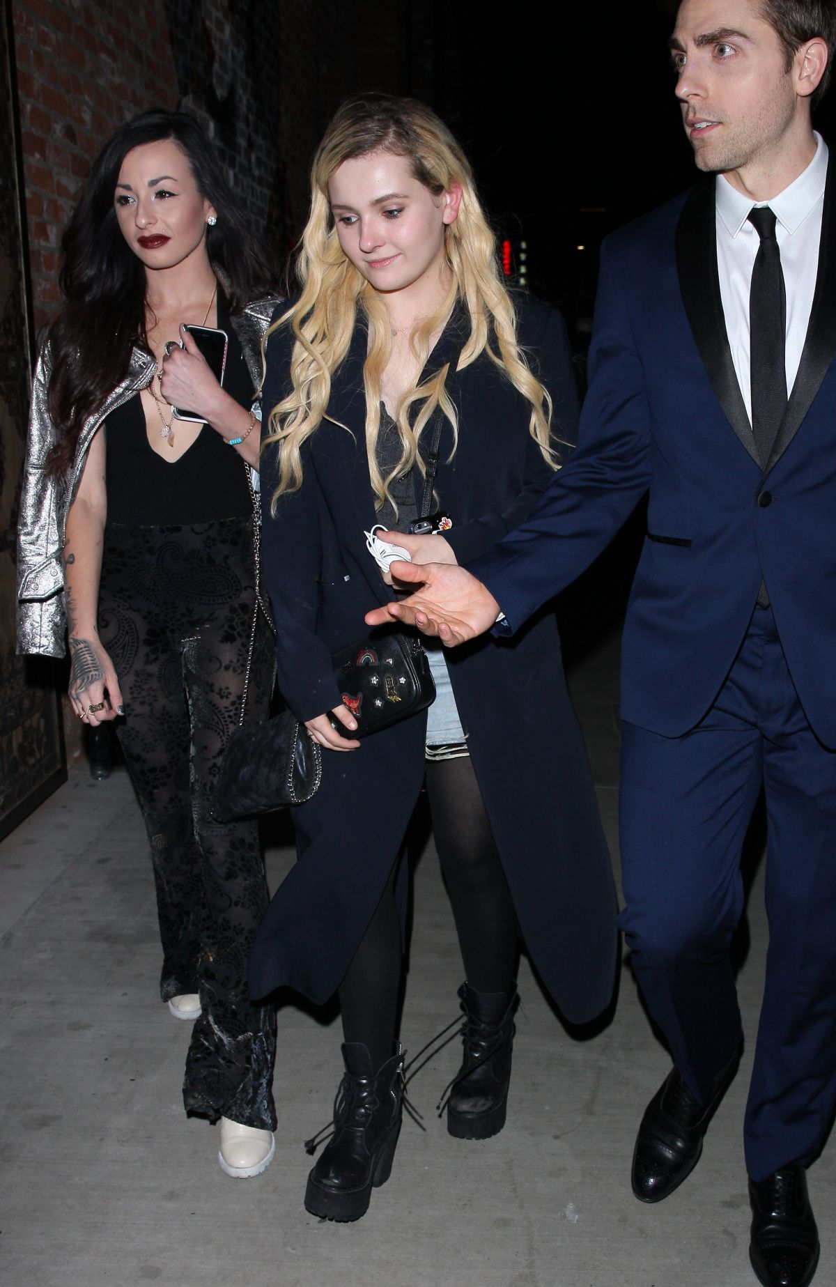 ABIGAIL BRESLIN at Tao in Hollywood 05/18/2017
