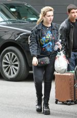 ABIGAIL BRESLIN Out and About in New York 05/23/2017