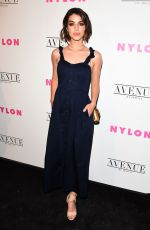 ADELAIDE KANE at Nylon Young Hollywood May Issue Party in Los Angeles 05/02/2017