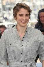 ADELE HAENEL at 120 Beats Per Minute Premiere at 70th Annual Cannes Film Festival 05/20/2017