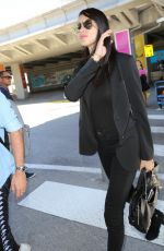ADRIANA LIMA Arrives at Airport in Nice 05/17/2017
