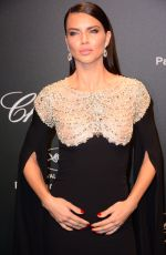 ADRIANA LIMA at Chopard Party at 2017 Cannes Film Festival 05/19/2017