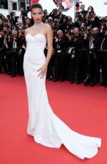 ADRIANA LIMA at Loveless Premiere at 2017 Cannes Film Festival 05/18/2017
