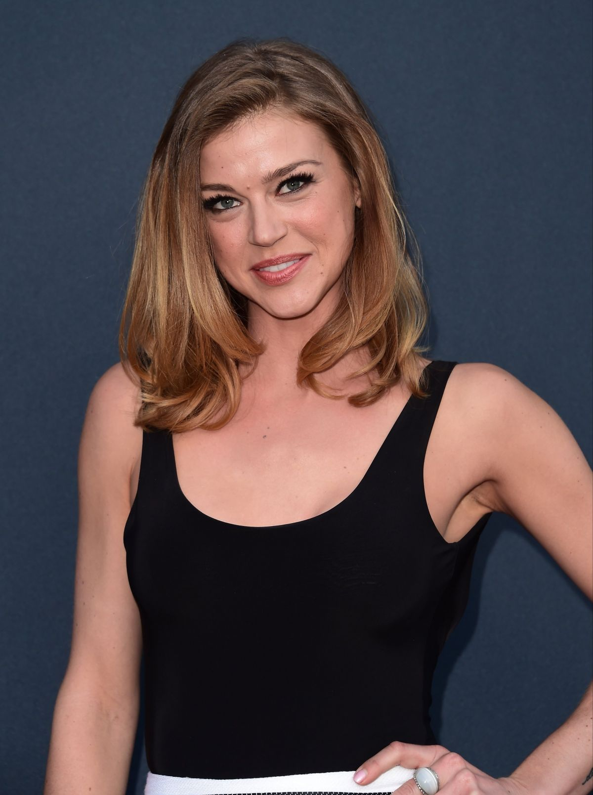 ADRIANNE PALICKI at Twentieth Century Fox Television LA Screening Gala 05/25/2017