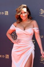ADRIENNE BAILON at 44th Annual Daytime Emmy Awards in Los Angles 04/30/2017
