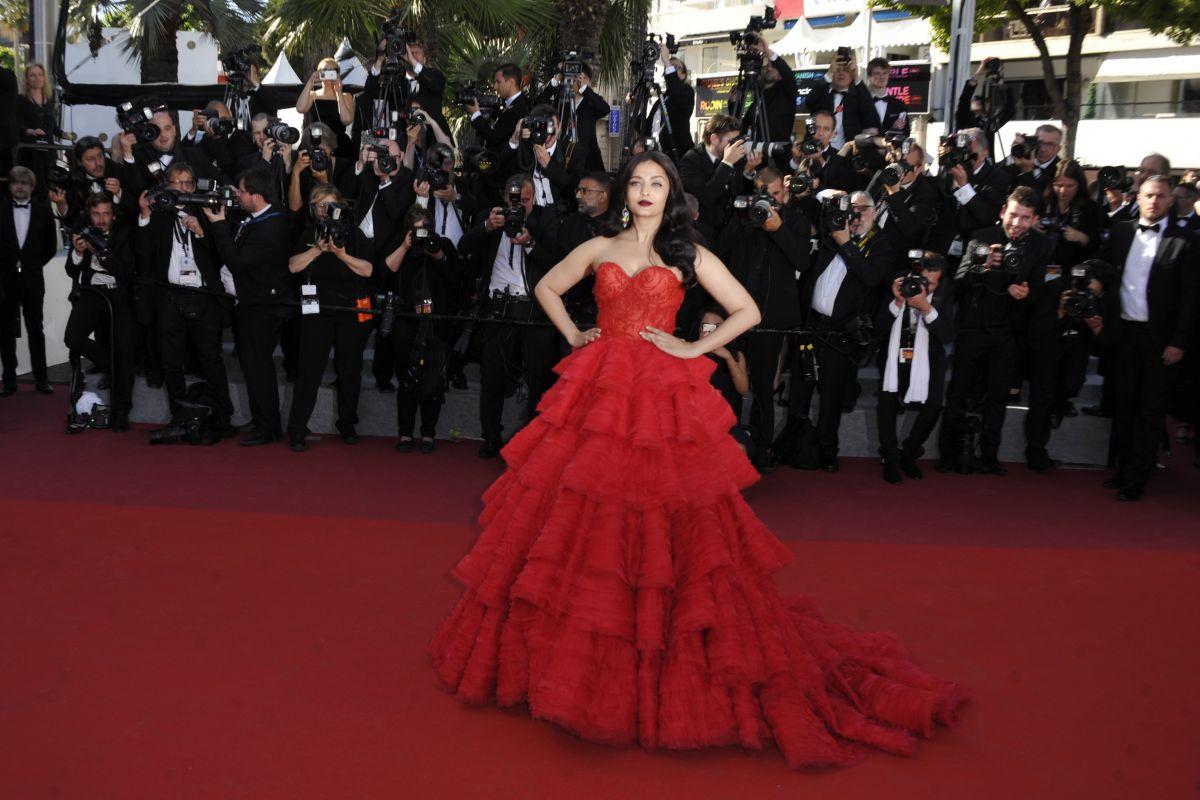 AISHWARYA RAI at 120 Beats Per Minute Premiere at 70th Annual Cannes Film Festival 05/20/2017