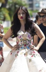 AISHWARYA RAI Out and About in Cannes 05/19/2017