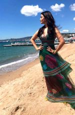 AISHWARYA RAI Out in Cannes, 05/19/2017