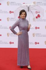 AISLING BEA at 2017 British Academy Television Awards in London 05/14/2017