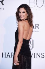ALESSANDRA AMBROSIO at Amfar's 24th Cinema Against Gala at Cannes Film Festival 05/25/2017