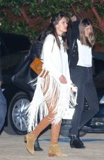 ALESSANDRA AMBROSIO at Nobu in Malibu 05/13/2017
