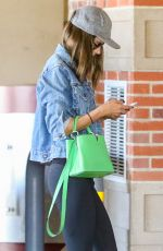 ALESSANDRA AMBROSIO Out in Los Angeles 05/02/2017