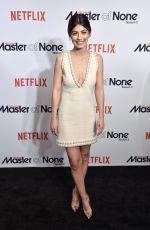 ALESSANDRA MASTRONARDI at Master of None, Season 2 Premiere in New York 05/11/2017