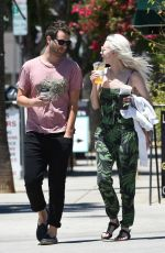 ALESSANDRA TORRESANI Out and About in Los Angeles 05/20/2017