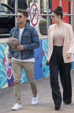 ALEXANDRA DADDARIO Arrives at Bondi Rescue in Sydney 05/20/2017