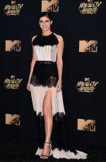 ALEXANDRA DADDARIO at 2017 MTV Movie & TV Awards in Los Angeles 05/07/2017