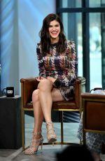 ALEXANDRA DADDARIO at AOL Build Speaker Series in New York 05/24/2017