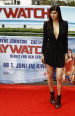ALEXANDRA DADDARIO at Baywatch Photocall in Berlin 05/30/2017