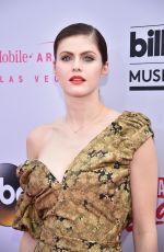 ALEXANDRA DADDARIO at Billboard Music Awards 2017 in Las Vegas 05/21/2017