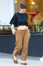 ALEXANDRA DADDARIO Heading to a Gym in West Hollywood 05/05/2017