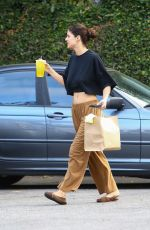 ALEXANDRA DADDARIO Leaves a Tanning Salon in West Hollywood 05/06/2017