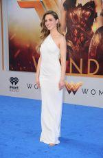 ALEXANDRA SIEGEL at Wonder Woman Premiere in Los Angeles 05/25/2017