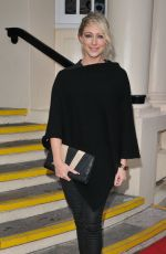 ALI BASTIAN at Wonderland Press Night in London 05/03/2017