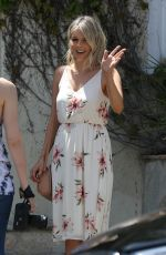 ALI FEDOTOWSKY Out and About in Los Angeles 05/03/2017