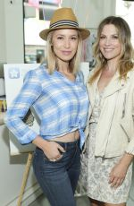 ALI LARTER at Stop, Breathe & Think Kids App Launch in Culver City 05/06/2017