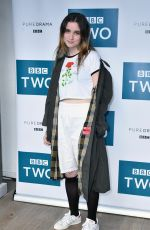 ALICE ENGLERT at Top of the Lake: China Girls Screening in London 05/30/2017