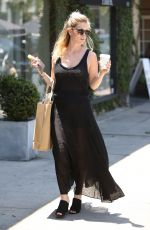 ALICE EVE Out and About in West Hollywood 05/23/2017