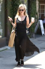 ALICE EVE Out Shopping on Melrose Place in West Hollywood 05/23/2017
