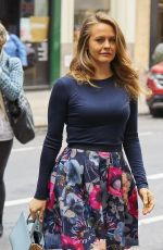 ALICIA SILVERSTONE Out and About in New York 05/15/2017