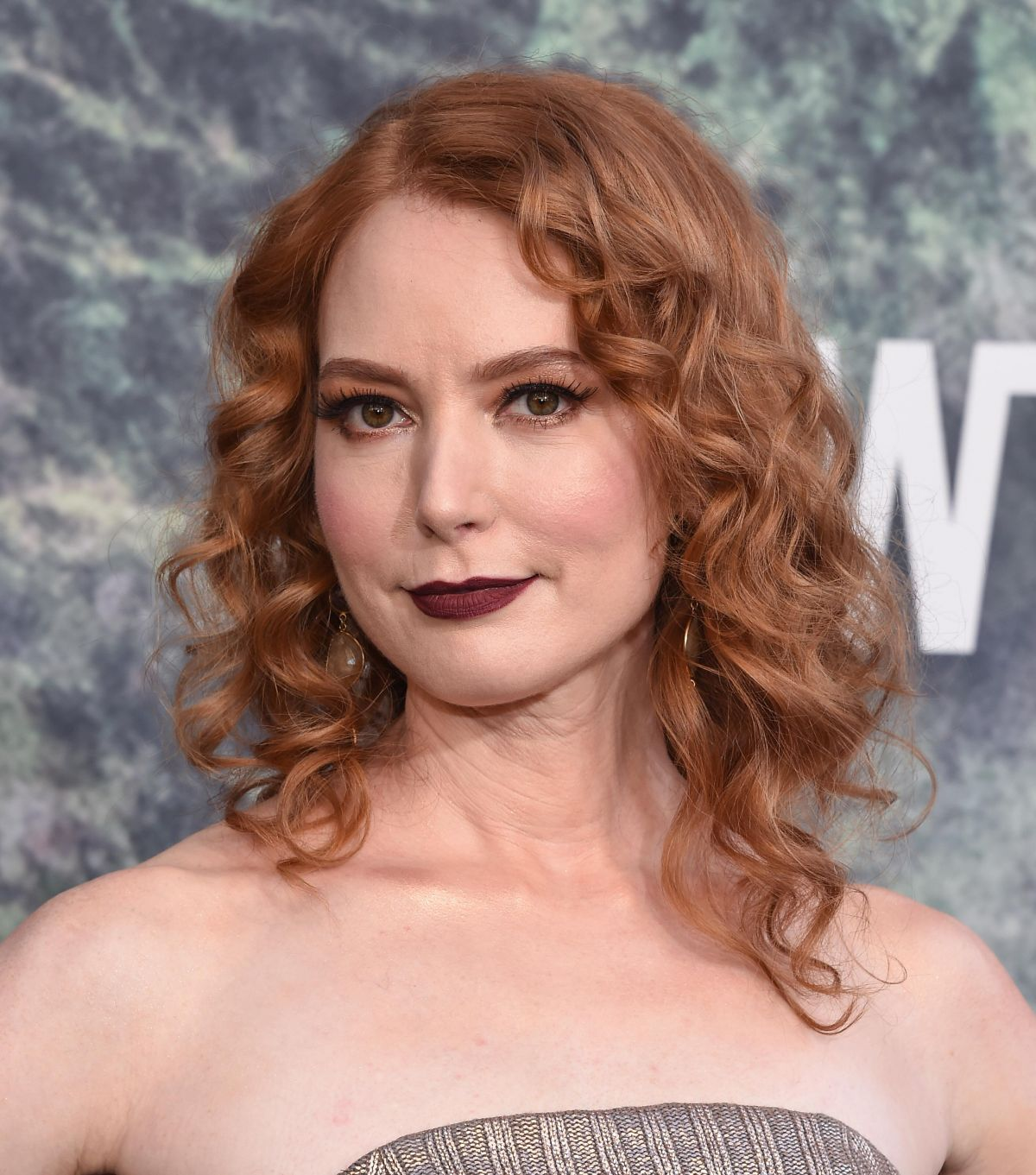 ALICIA WITT at Twin Peaks Premiere in Los Angeles 05/19 ...