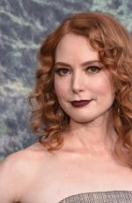 ALICIA WITT at Twin Peaks Premiere in Los Angeles 05/19/2017