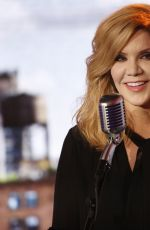 ALISON KRAUSS Performs at Jimmy Kimmel Live 05/04/2017