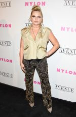 ALLI SIMPSON at Nylon Young Hollywood May Issue Party in Los Angeles 05/02/2017