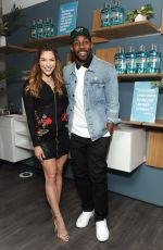 ALLISON HOLKER at Listerine #unlockyourbold Launch Party in New York 05/09/2017