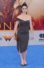 ALONA TAL at Wonder Woman Premiere in Los Angeles 05/25/2017