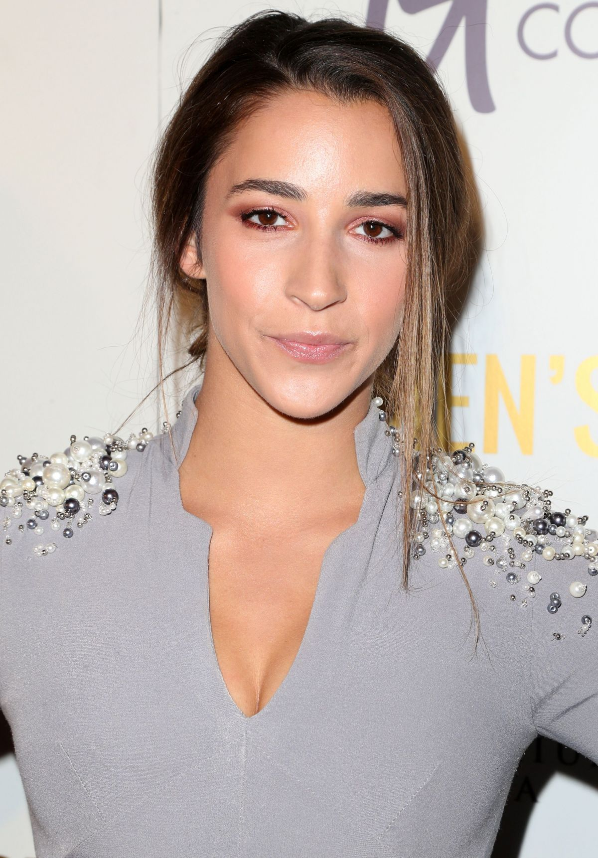 ALY RAISMAN at Women's Choice Awards in Los Angeles 05/17/2017
