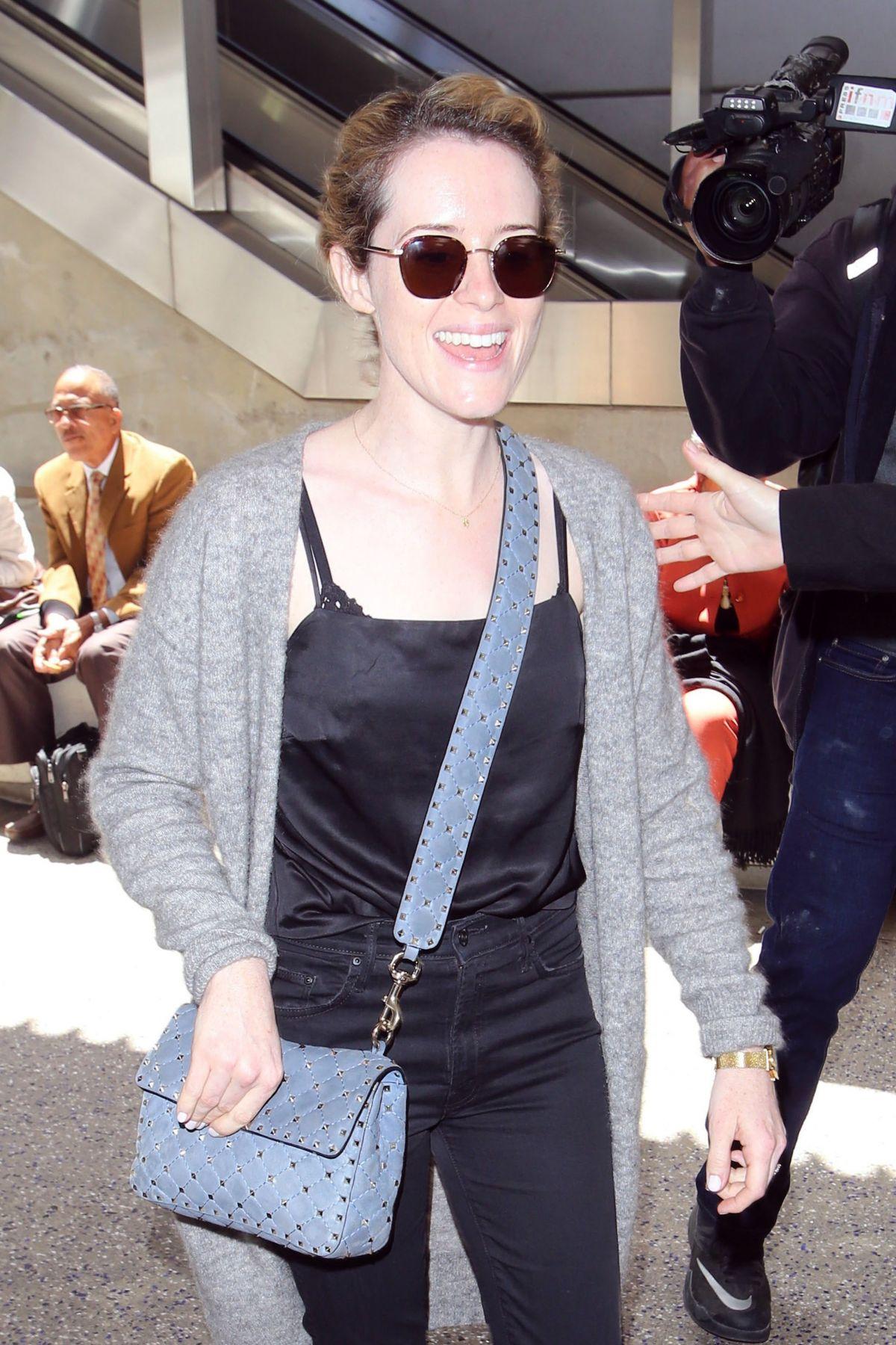ALYSSA MILANO at Los Angeles International Airport 05/24/2017
