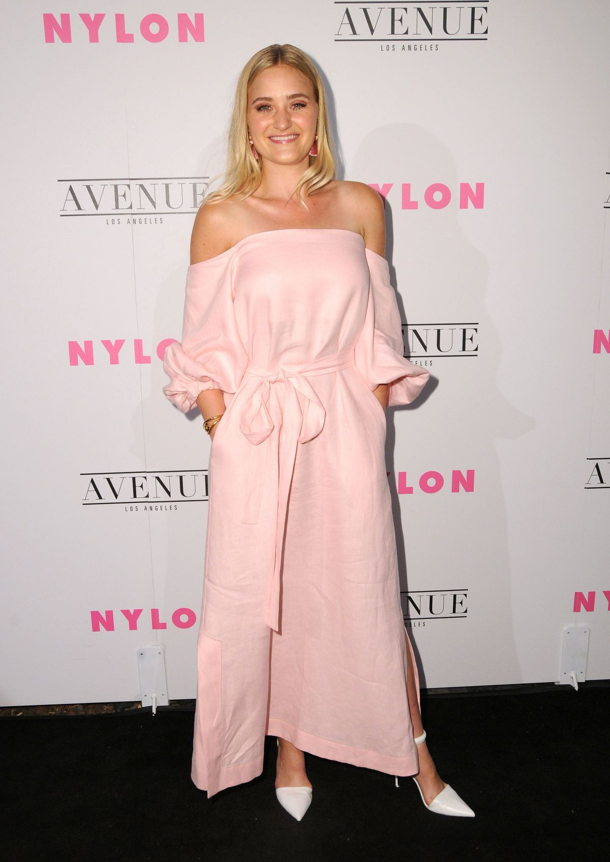 AMANDA AJ MICHALKA at Nylon Young Hollywood May Issue Party in Los Angeles 05/02/2017