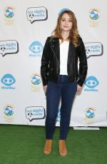 AMANDA LEIGHTON at Celebrities to the Rescue! in Los Angeles 05/06/2017