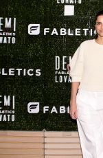 AMANDA PEET at Demi Lovato for Fabletics Collaboration Launch in Beverly HIlls 05/10/2017