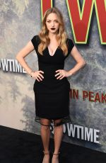 AMANDA SEYFRIED at Twin Peaks Premiere in Los Angeles 05/19/2017
