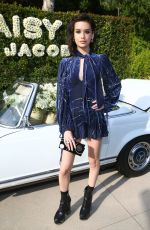 AMANDA STEELE at Marc Jacobs Celebrates Daisy in Los Angeles 05/09/2017